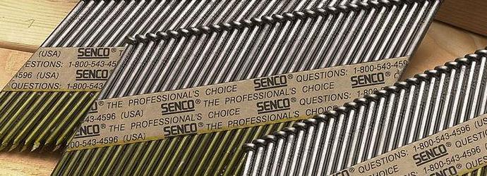 Senco, retrouvez tout l'outillage professionnel de fixation Senco chez Materiel de Pro