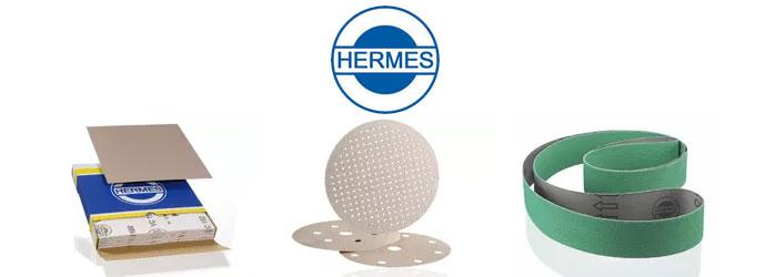 Hermes Abrasifs, retrouvez les produits abrasifs, disques et bandes Hermes chez Materiel de Pro