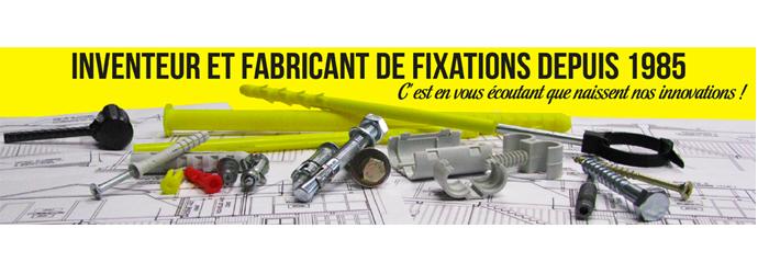 ING Fixations, retrouvez l'outillage professionnel de fixation ING Fixations chez Materiel de Pro