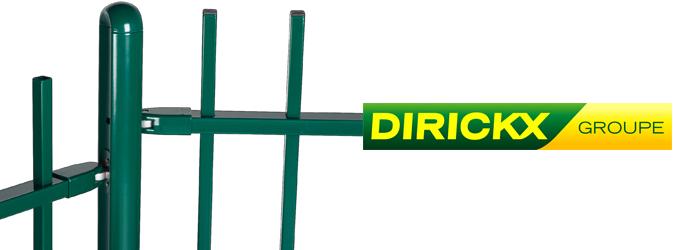 Dirickx, retrouvez les équipements de clôture Dirickx chez Materiel de Pro