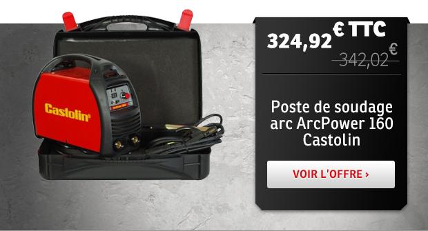 Arc Power 160 Castolin