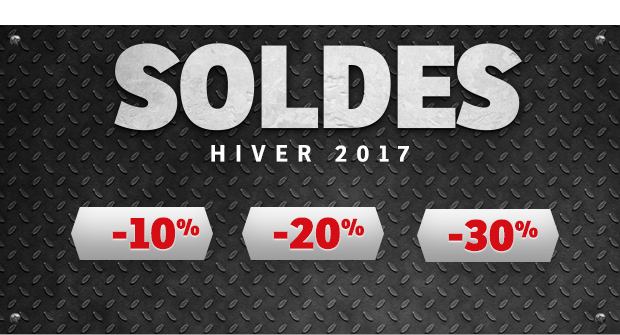 Solde Hiver 2017