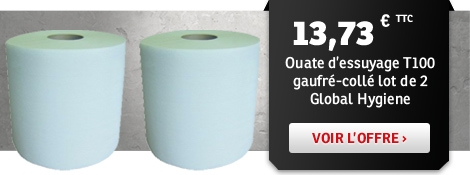 Promo Ouate Global Hygiene