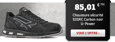 Promo Chaussures U-Power