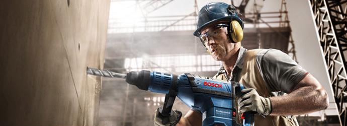 Bosch Professionnel, retrouvez l'outillage électroportatif Bosch Professionnel chez Materiel de Pro