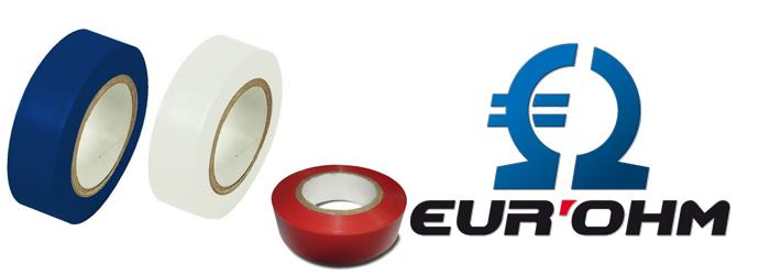 Eur'ohm, retrouvez les consommables électricité Eur'Ohm chez Materiel de Pro.
